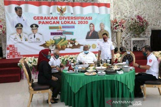 Gubernur Sultra dorong gerakan konsumsi pangan lokal