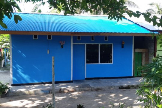 Kementerian PUPR bedah 279 rumah di Teluk Bintuni Papua Barat