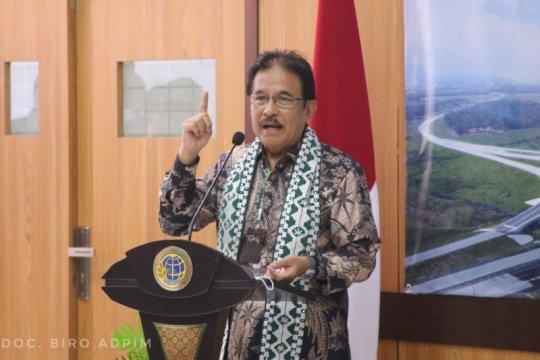Menteri Sofyan Djalil dukung gubernur Lampung lindungi lahan pertanian