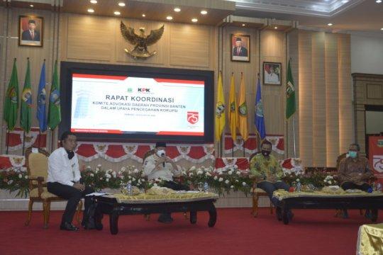 Gubernur Banten tegaskan aparatnya jangan lakukan korupsi