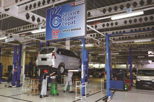 "Daihatsu hadirkan program servis ""drive thru"""