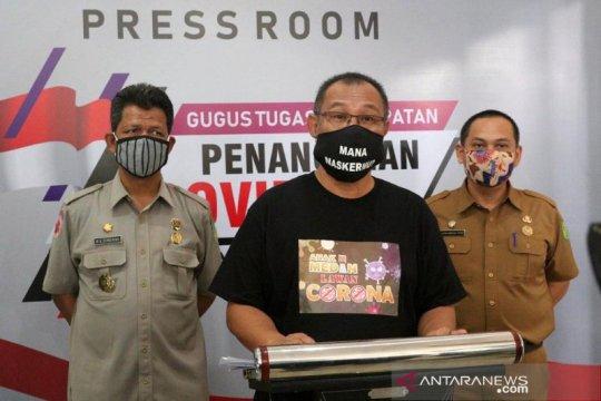 Plt Wali Kota Medan keluar dari RS usai dirawat akibat COVID-19