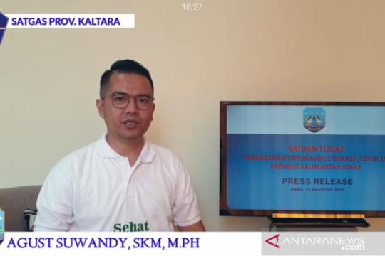 Kasus positif COVID-19 di Kaltara bertambah tiga orang