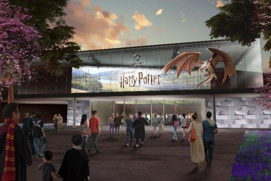 """Taman """"Making of Harry Potter"""" akan dibuka di Tokyo pada 2023"""