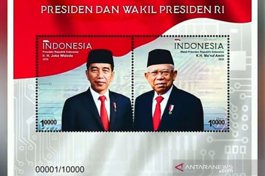 Kemarin, anggota Kompolnas dilantik hingga prangko seri Jokowi-Ma'ruf
