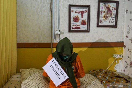 Polisi: Penjual obat keras aborsi di Padang beroperasi sejak 2018