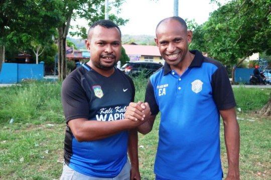 Persewar Waropan siap bermain lanjutan liga 2 di Lampung