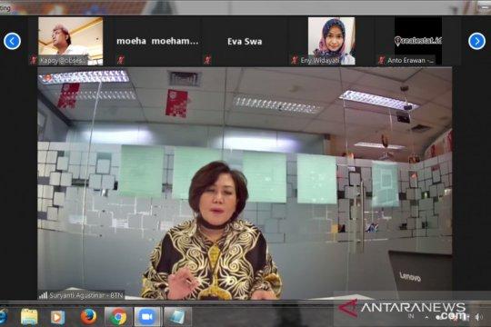 Pameran virtual BTN targetkan 2 juta pengunjung