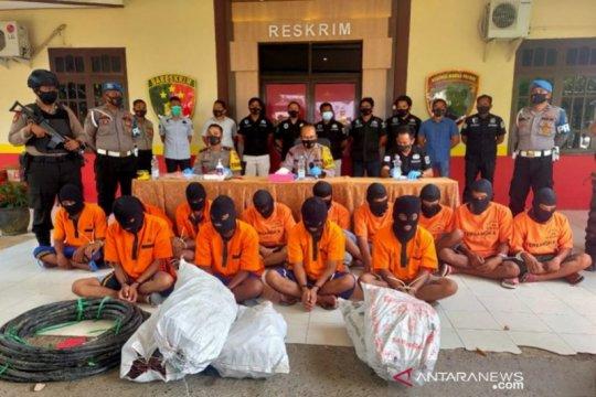 Polisi tangkap polisi gadungan menipu korban Rp1,3 miliar