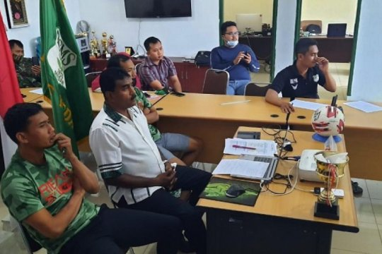 PSMS tuan rumah Liga 2 Indonesia 2020 grup D