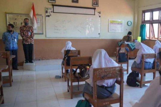 Tiga sekolah di Kota Madiun gelar pembelajaran tatap muka