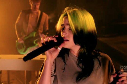 """Billie Eilish rilis lagu """"My Future"""", bentuk dukungan untuk Joe Biden"""