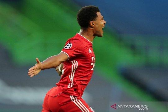 Meski Gnabry positif COVID-19, Bayern siap jamu Atletico