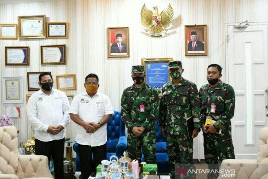 Banda Aceh-Lanud SIM joint revitalisasi pesawat RI-001 Seulawah