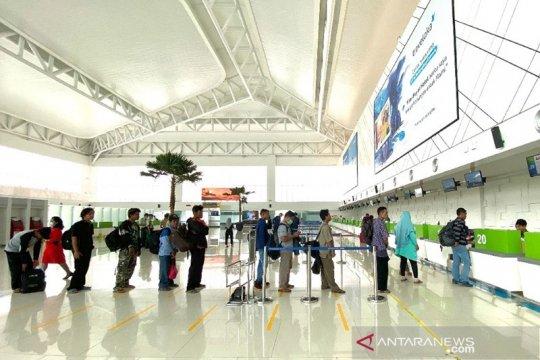Jumlah penumpang pesawat bandara AP I naik 29,1 persen pada November