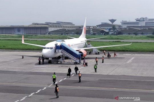Beroperasinya pesawat  jet di Husein diharapkan angkat wisata Bandung