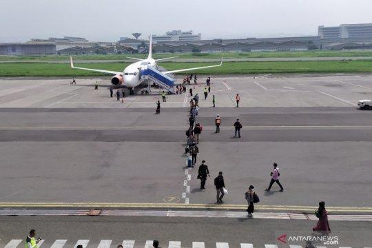 Bandara Husein Sastranegara operasikan 6 rute penerbangan pesawat jet