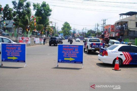 Polres Bogor siagakan 360 petugas di Jalur Puncak Bogor