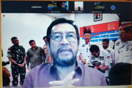 Yorrys Raweyai: Lihat persoalan Papua secara komprehensif