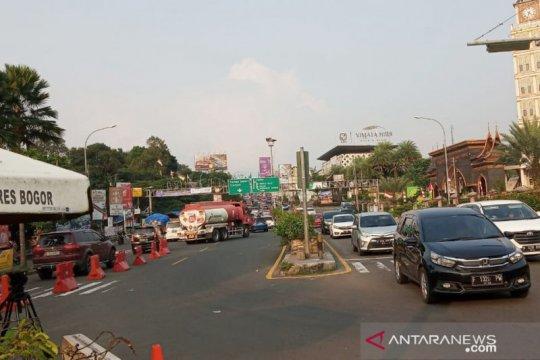 Polisi ungkap 10 titik langganan macet di Jalur Puncak Bogor
