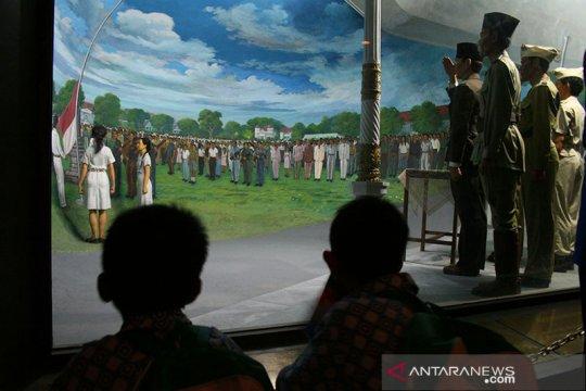 Kunjungan Monumen Jogja Kembali meningkat saat libur Tahun Baru Islam