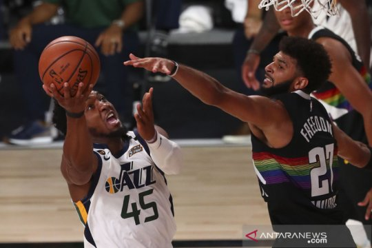 NBA: Utah Jazz kalahkan  Denver Nuggets 124 - 105