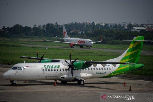 BPS: Libur Natal picu kenaikan penerbangan domestik pada Desember 2020