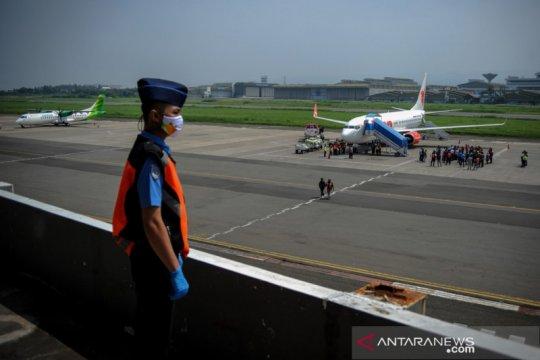 Bandara Husein Sastranegara kembali layani pesawat jet