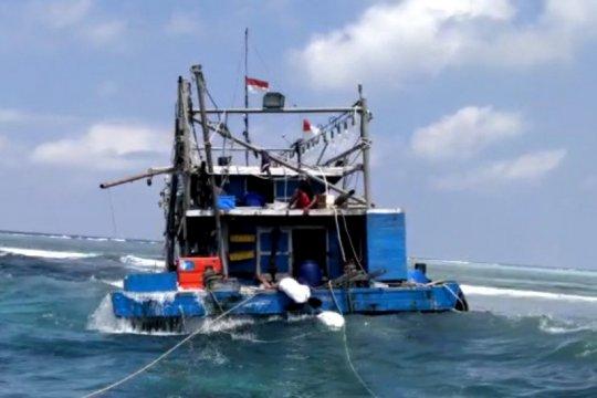 10 ABK ditemukan selamat setelah kapal alami kerusakan mesin di laut