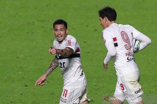 Klub Sao Paulo Brazil kutuk serangan pada bus tim