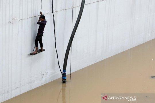 Banjir di Gurungram India