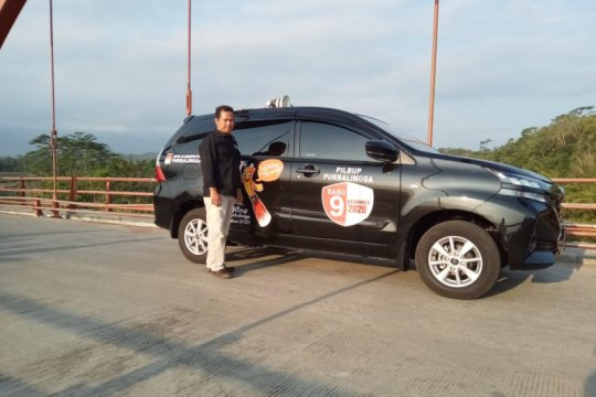 KPU Purbalingga akan rekrut 18 relawan demokrasi