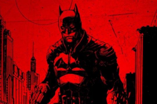 """Sutradara rilis logo dan cuplikan poster film """"The Batman"""""""