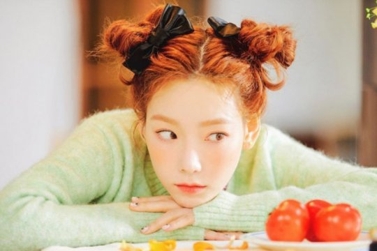 Taeyeon berbagi soal riasan, perawatan kulit dan rutinitas pagi