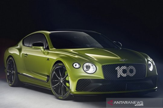Bentley Pikes Peak Continental GT cuma 15 unit di dunia