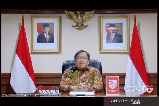 Menristek katakan pandemi buat Indonesia sadar tekan impor alkes