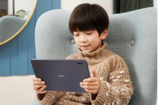 """Huawei MatePad tambahkan fitur baru di """"Kids Corner"""""""