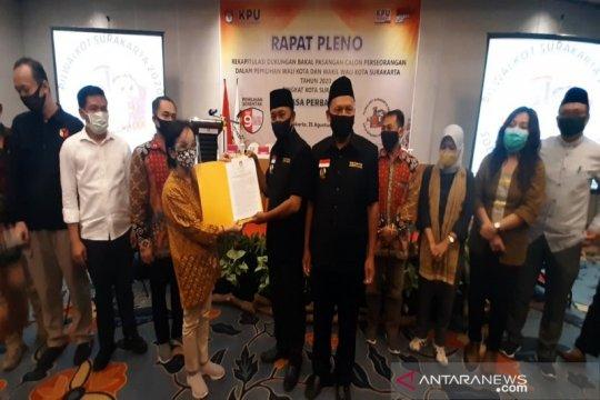 KPU Surakarta putuskan Bajo lolos verfak Pilkada 2020