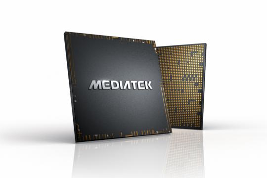 MediaTek uji publik koneksi data IoT 5G dengan satelit Inmarsat