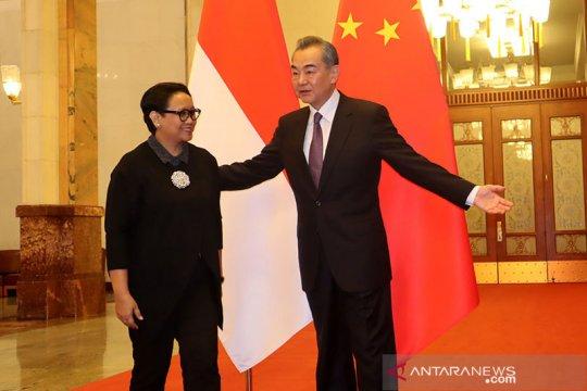 Wang Yi tegaskan Indonesia-China akan bekerja sama kalahkan virus