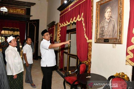 Wakil Ketua MPR puji peran Keraton Sumenep sebarkan Islam di Madura