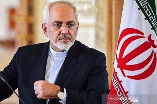 Menlu Iran: Dunia harus menentang sanksi AS