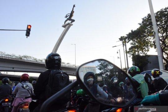 Aturan ganjil genap sepeda motor di ibu kota