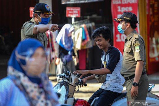 Tangerang kembali jalankan pembatasan sosial di tingkat rukun warga