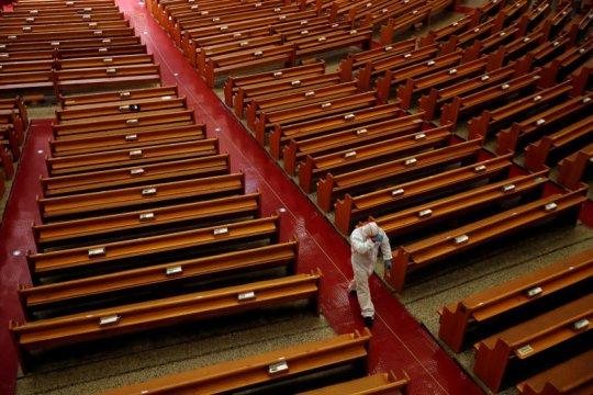 Kasus COVID-19 di Korsel melonjak, Seoul perintahkan penggunaan masker