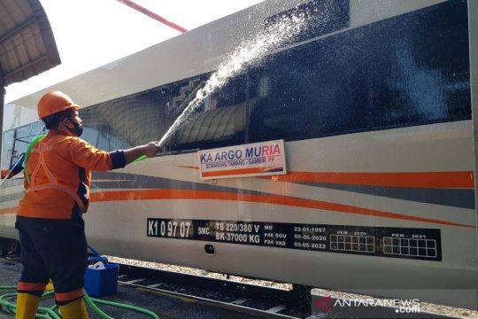 Daop Semarang catat okupansi KA capai 90 persen saat libur panjang