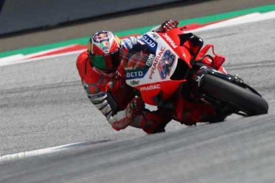 Miller tunjukkan Ducati masih yang tercepat di FP1 GP Styria