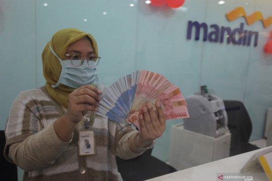 Bank Mandiri salurkan pembiayaan PEN kepada vendor Pelindo IV