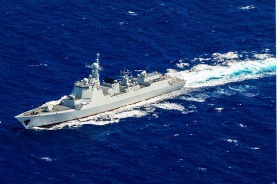 """""""Coast Guard"""" AS dukung negara mitra yang khawatirkan China di LCS"""