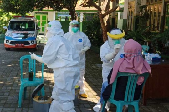 Kasus COVID-19 di Wonosobo capai 200 orang